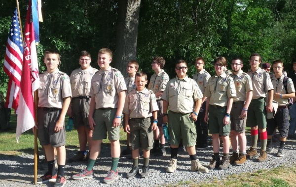Boy Scout Troop 185
