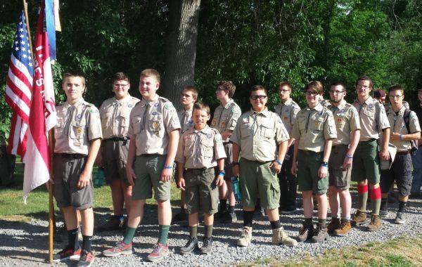 Boy Scout Troop 185