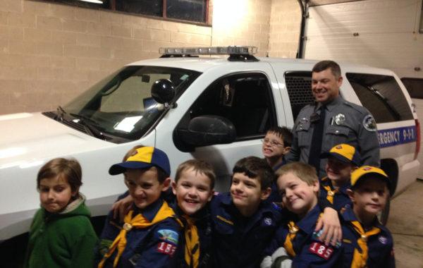 Cub Scout Pack 185
